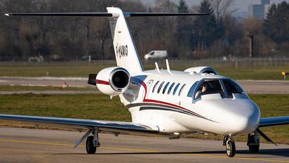 F-HAMG - Dalia Air Cessna 525A Citation CJ2