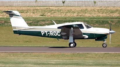 PT-ROC - Private Embraer EMB-711B Corisco