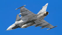 33 - Hungary - Air Force SAAB JAS 39C Gripen aircraft