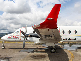 HK-4634 - TAC - Transporte Aéreo de Colombia Beechcraft 1900D Airliner