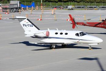 PH-TXA - JetNetherlands Cessna 510 Citation Mustang