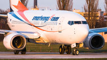 OK-SWW - SmartWings Boeing 737-700 aircraft