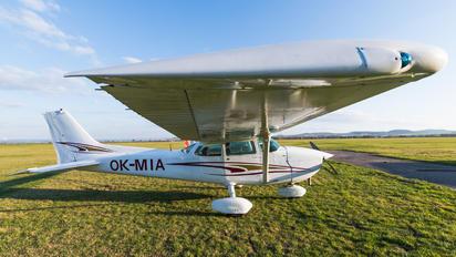 OK-MIA - Private Cessna 172 Skyhawk (all models except RG)