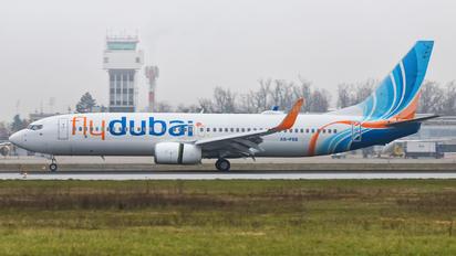 A6-FEE - flyDubai Boeing 737-800