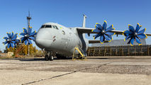 02 - Ukraine - Air Force Antonov An-70 aircraft