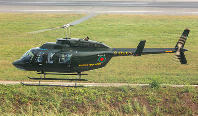 BH-286 - Bangladesh - Air Force Bell 206L-4 LongRanger