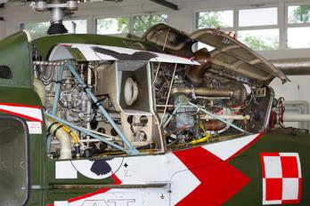 6607 - Poland - Air Force PZL SW-4 Puszczyk