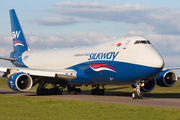 VQ-BBH - Silk Way Airlines Boeing 747-8F aircraft