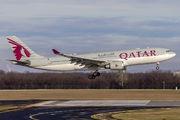 A7-ACJ - Qatar Airways Airbus A330-200 aircraft