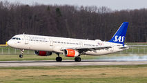 OY-KBH - SAS - Scandinavian Airlines Airbus A321 aircraft