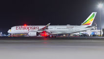 ET-AVC - Ethiopian Airlines Airbus A350-900 aircraft