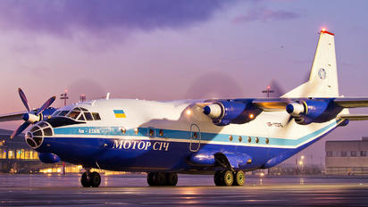 UR-11316 - Motor Sich Antonov An-12 (all models)