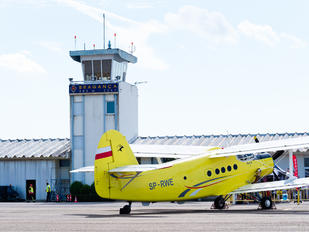 SP-RWE - Private Antonov An-2