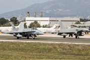 C.15-44 - Spain - Air Force McDonnell Douglas EF-18A Hornet aircraft