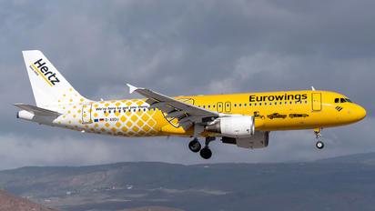 D-ABDU - Eurowings Airbus A320