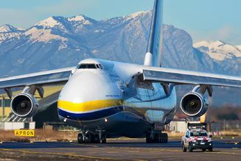 UR-82027 - Antonov Airlines /  Design Bureau Antonov An-124