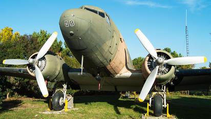 6008 - Turkey - Air Force Douglas C-47B Skytrain