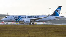 SU-GEZ - Egyptair Airbus A220-300 aircraft