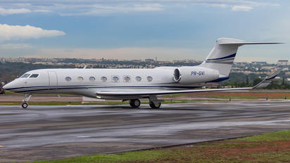 PR-GVI - Private Gulfstream Aerospace G650, G650ER