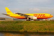 D-AEAB - DHL Cargo Airbus A300F aircraft