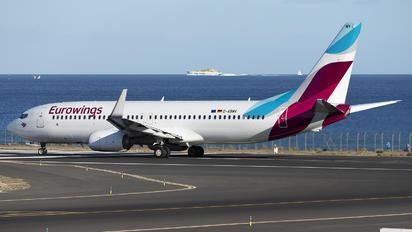 D-ABMV - Eurowings Boeing 737-800