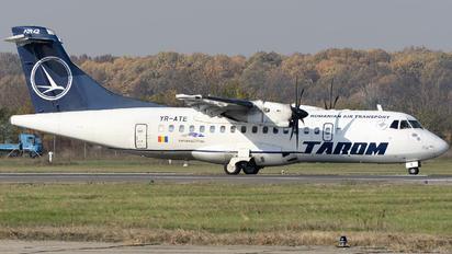 YR-ATE - Tarom ATR 42 (all models)