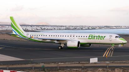 EC-NFA - Binter Canarias Embraer ERJ-190-400STD