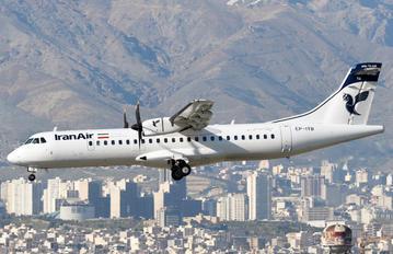 EP-ITB - Iran Air ATR 72 (all models)