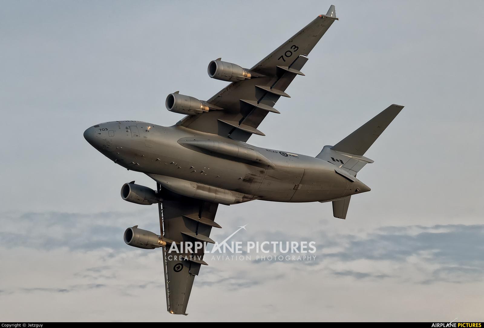 Canada - Air Force 177703 aircraft at Abbotsford, BC