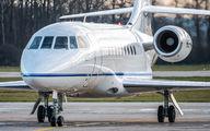 HB-IBJ - Private Dassault Falcon 2000LX aircraft