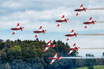 A-940 - Switzerland - Air Force: PC-7 Team Pilatus PC-7 I & II