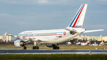 F-RADC - France - Air Force Airbus A310