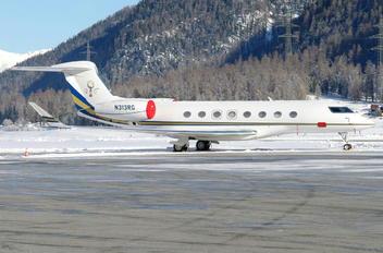 N313RG - Private Gulfstream Aerospace G-V, G-V-SP, G500, G550
