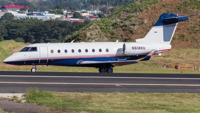 N618KG - Private Gulfstream Aerospace G280