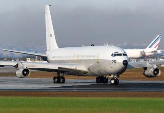 272 - Israel - Defence Force Boeing 707-3J6C Re'em