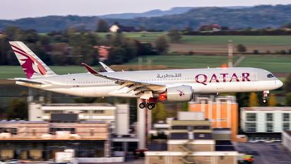 A7-AMJ - Qatar Airways Airbus A350-900