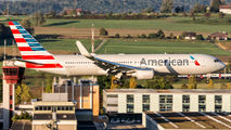 N393AN - American Airlines Boeing 767-300ER aircraft