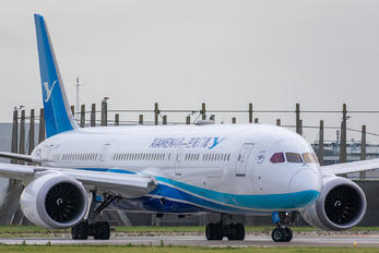 B-1357 - Xiamen Airlines Boeing 787-9 Dreamliner