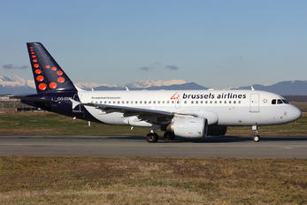 OO-SSM - Brussels Airlines Airbus A319