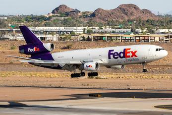 N319FE - FedEx Federal Express McDonnell Douglas DC-10-30F