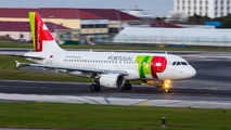 CS-TTK - TAP Portugal Airbus A319 aircraft
