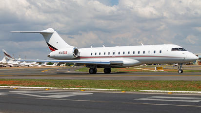 N145QS - Netjets (USA) Bombardier BD-700 Global 6000