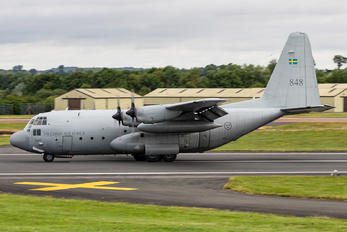 84008 - Sweden - Air Force Lockheed Tp84 Hercules