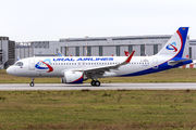 D- AXAW - Ural Airlines Airbus A320 aircraft