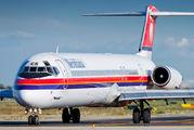 I-SMES - Meridiana McDonnell Douglas MD-82 aircraft