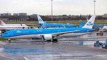 PH-BKC - KLM Boeing 787-10 Dreamliner aircraft