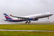 VQ-BPJ - Aeroflot Airbus A330-300 aircraft