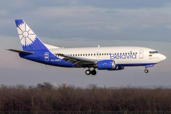 EW-290PA - Belavia Boeing 737-500