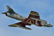 HB-RVU - Hunter Flying Club Hawker Hunter F.58 aircraft