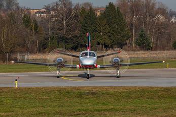D-ITWL - Private Cessna 425 Conquest I